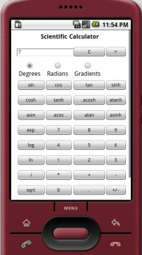 Scientific Calculator Pro - Android