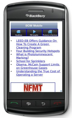 Building Operating Management Mobile - Jam-Mobile.com