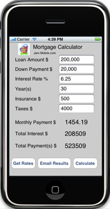 Mortgage Loan Payment Calculator Professional - Jam-Mobile.com
